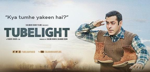 Tubelight Hindi Movie Reviews