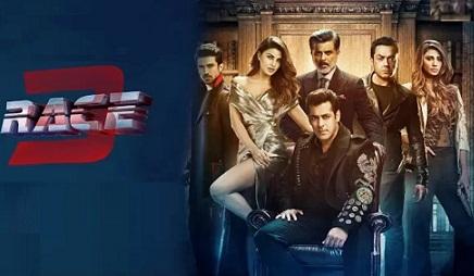Race 3 Hindi Movie Reviews
