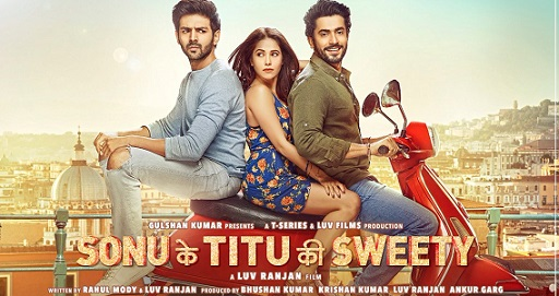 Sonu Ke Titu Ki Sweety Hindi Movie Reviews