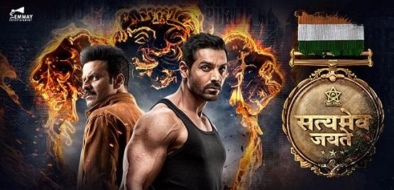 Satyameva Jayate Hindi Movie Reviews