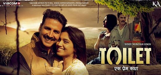 Toilet: Ek Prem Katha Hindi Movie Reviews