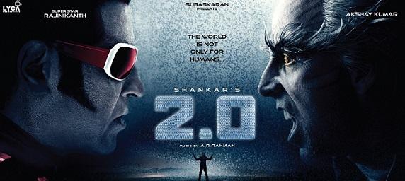 2.o Telugu Movie Reviews