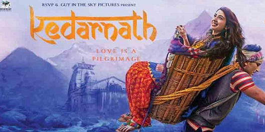 Kedarnath Hindi Movie Reviews