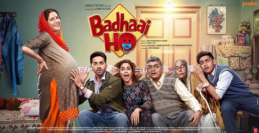 Badhaai Ho Hindi Movie Reviews