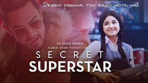 Secret Superstar Hindi Movie Reviews