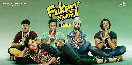 Fukrey Returns Hindi Movie Reviews