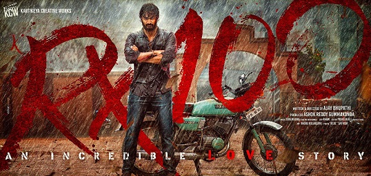 RX 100 Telugu Movie Reviews