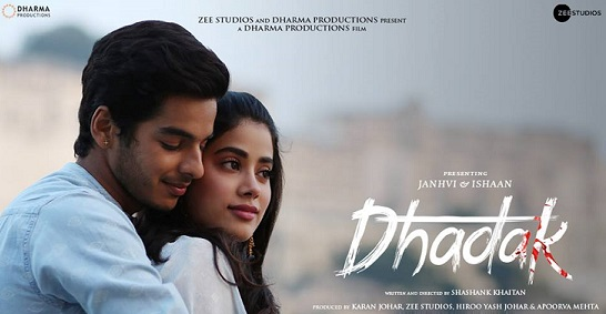 Dhadak Hindi Movie Reviews