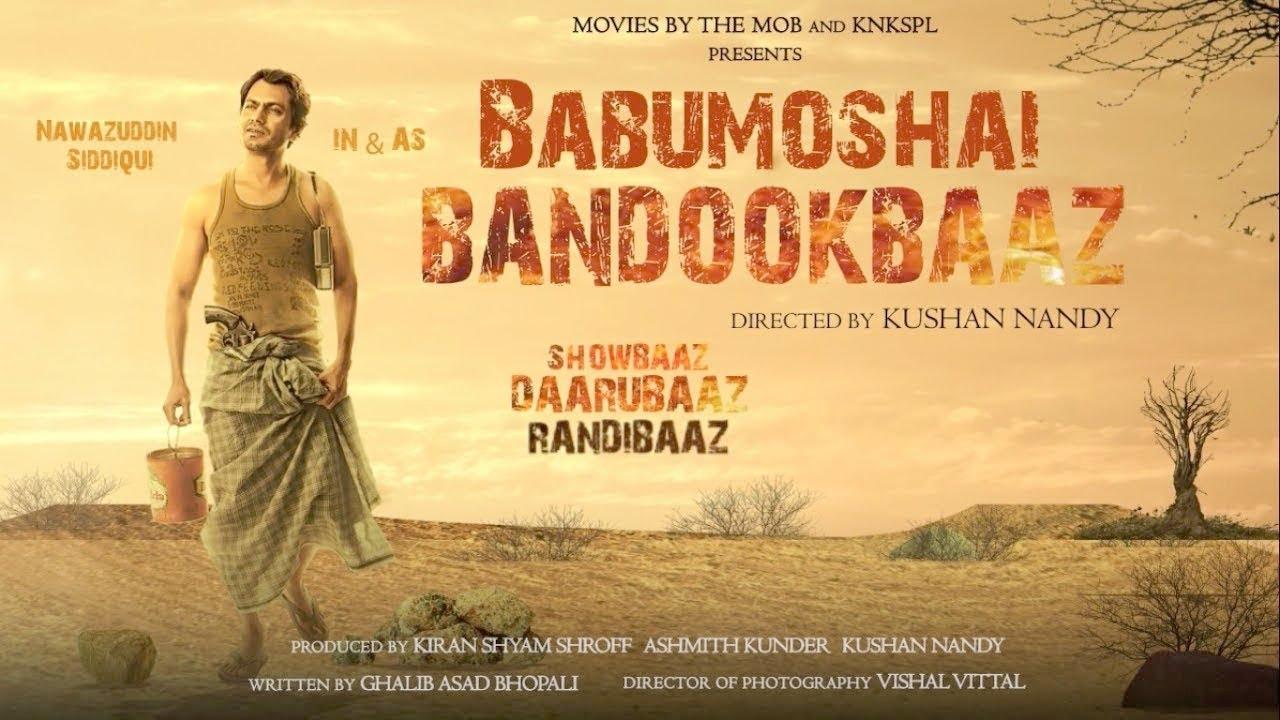Babumoshai Bandookbaaz