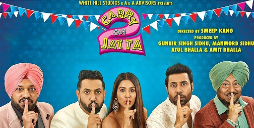 Carry on Jatta 2 Movie Details