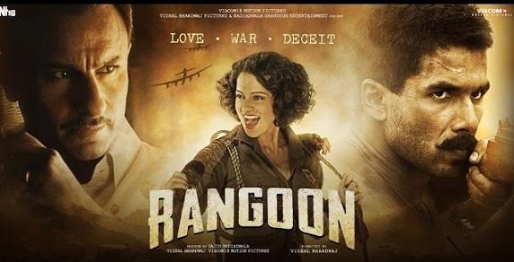 Rangoon Movie Details