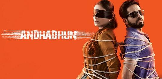 Andhadhun Movie Details