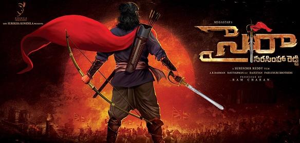 Sye Raa Narasimha Reddy Telugu Movie Trailer