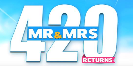 Mr & Mrs 420 Returns Punjabi Movie Trailer