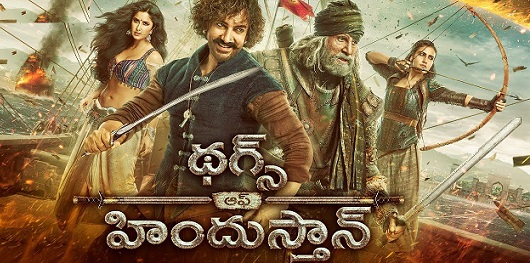 Thugs of Hindostan Movie Details