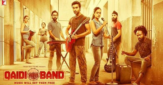Qaidi Band Movie Details