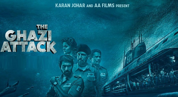 The Ghazi Attack ( Hindi ) Movie Details