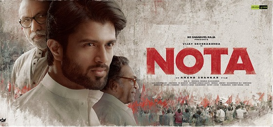 NOTA Movie Details